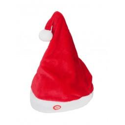 Cappello di Natale danzante con musica