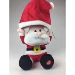 Carillon Babbo Natale con berretto