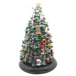 Albero di Natale con luci LED