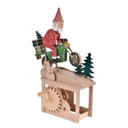 Puzzle 3D Babbo Natale