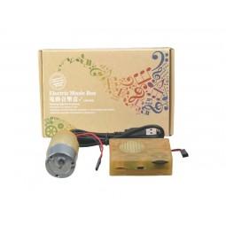 Meccanismo musicale elettronico piccolo per i puzzle