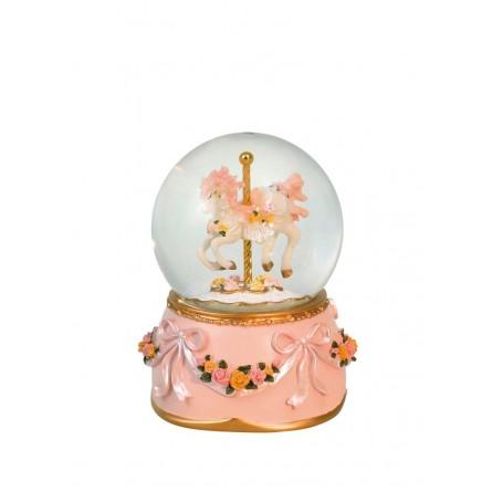 Glitter globe Glitter globe