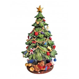 """Musicbox """"Trimmed Christmas tree"""""""