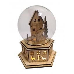 """Globe """"House"""""""