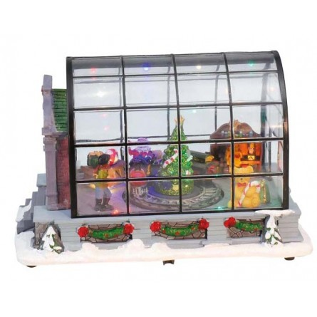 "Musicbox ""Greenhouse"""