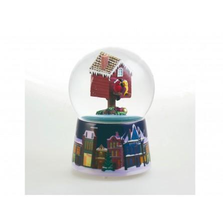 Carillon palla di neve Cardinali