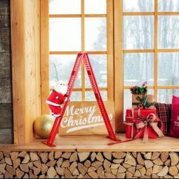 Tabletop Climber Santa – Babbo Natale