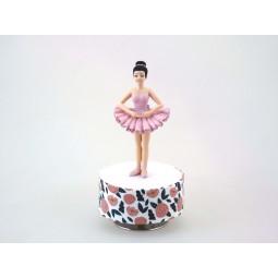Ballerina in posizione uno