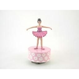 Ballerina in posizione due