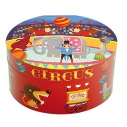Cofanetto porta gioie circo