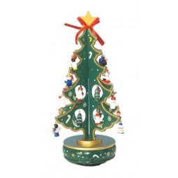 Albero di Natale verde 330 mm
