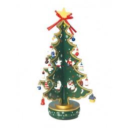 Albero di Natale verde 380 mm