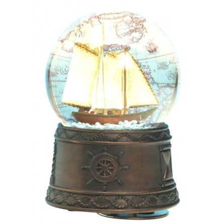 Sfera barca a vela