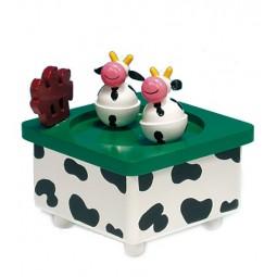 Mucche danzanti