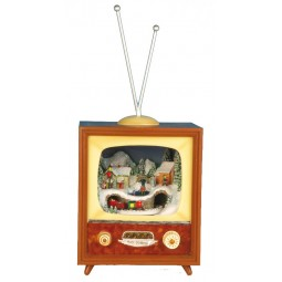 Televisore piccolo
