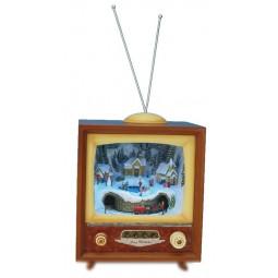 Televisore grande