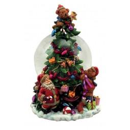 Decorare l albero di Natale