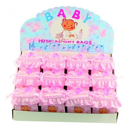 """12 scatole regalo """"Nascita di una figlia"""""""