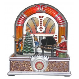 Jukebox del Babbo Natale