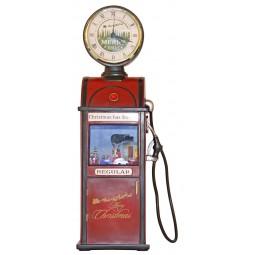 Pompa di benzina d'epoca