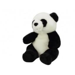 Orso panda di peluche