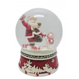 Sfera Babbo Natale 150 mm