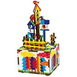 Puzzle castello nel cielo